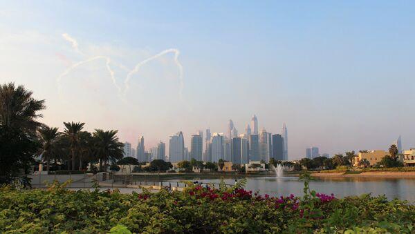 Дубай, ОАЭ. Архивное фото