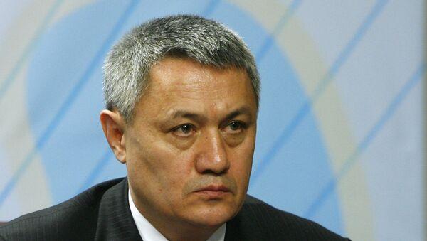 Первый заместитель премьер-министра- министр финансов Узбекистана Рустам Азимов. Архивное фото