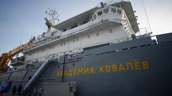 МТВ Академик Ковалев. Архивное фото