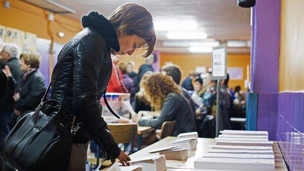 Парламентские выборы в Испании