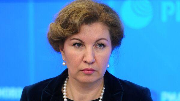 Председатель федерального фонда обязательного медицинского страхования Наталья Стадченко