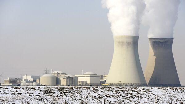 Атомная электростанция Дул в Бельгии. Архивное фото