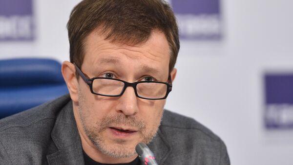 Руководитель Центра политической конъюнктуры Алексей Чеснаков. Архивное фото