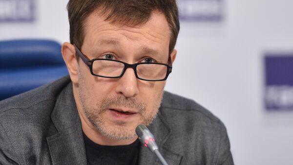 Руководитель Центра политической конъюнктуры Алексей Чеснаков