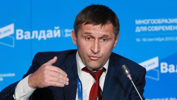 Евгений Артюх. Архивное фото