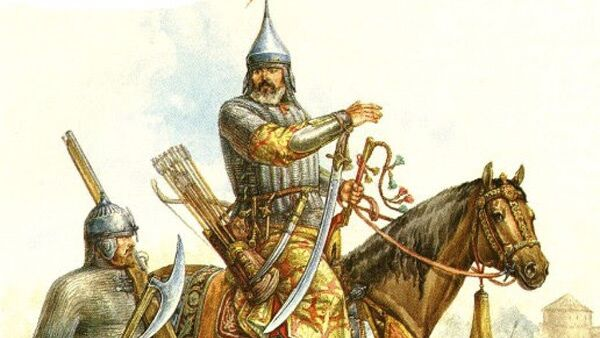 Бояре времен Ивана Грозного