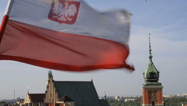 Варшава, Польша. Архивное фото.