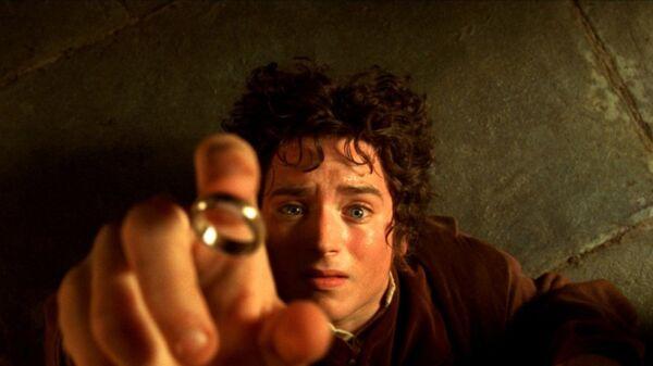 Кадр из фильма Властелин колец: Братство кольца