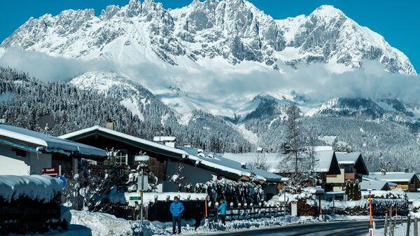 Поселок в Австрии