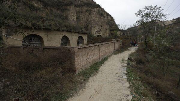 Деревня в провинции Шэньси