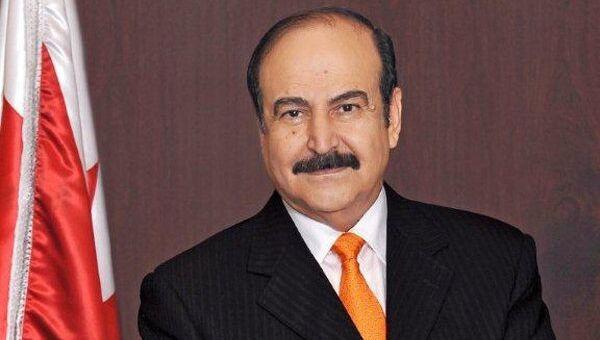 Министр энергетики Бахрейна, председатель совета директоров Национального нефтегазового управления Абдель Хусейн бен Али Мирза
