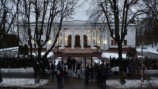 Встреча контактной группы по Украине в Минске. Архивное фото