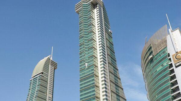 Высотные здания в Манане. Архивное фото