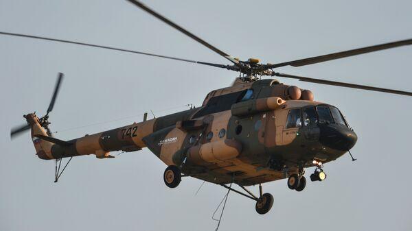 Вертолет Ми-17В-5. Архивное фото