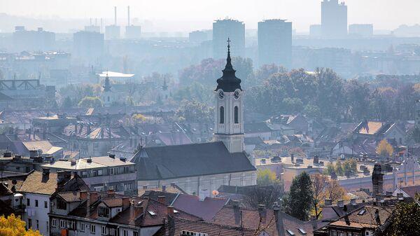 Сербия. Архивное фото