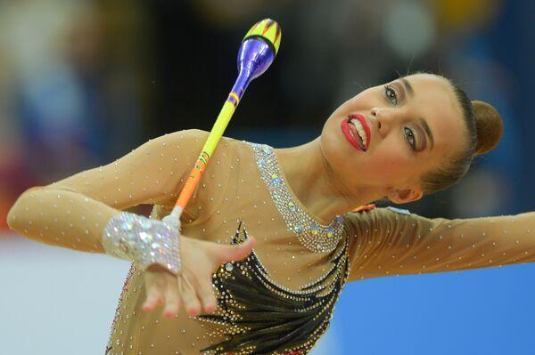 карина кузнецова фото гимнастика самыми
