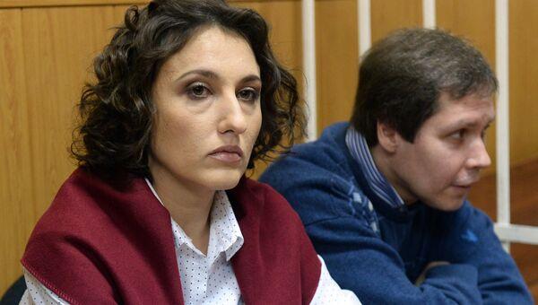 Рассмотрение дела в отношении В.Павленко, обвиняемой в краже собаки-поводыря у незрячей певицы Ю.Дьяковой