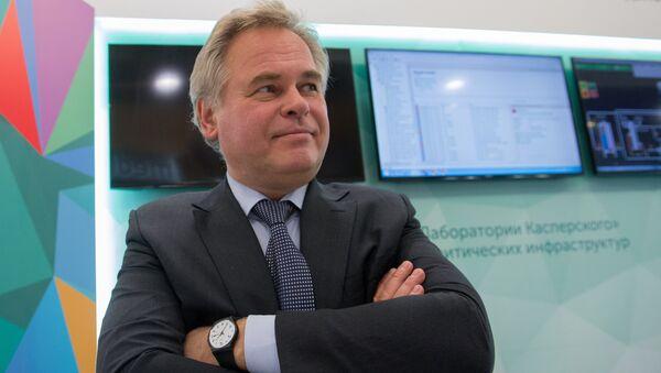 Глава Лаборатории Касперского Евгений Касперский. Архивное фото