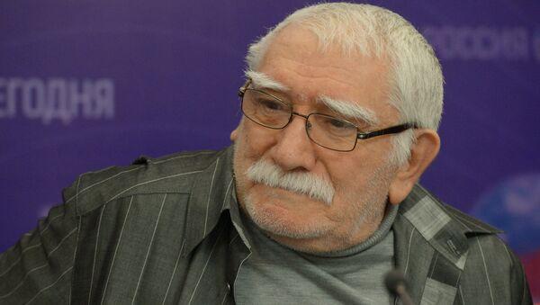 Армен Джигарханян. Архивное фото