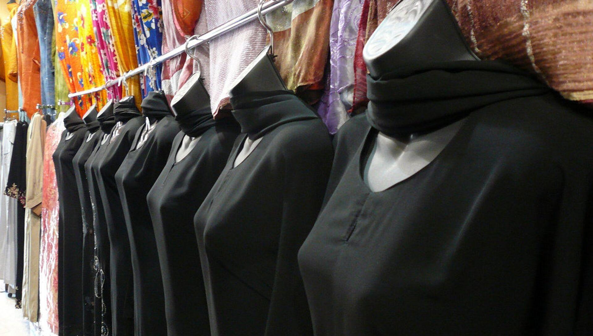 Мусульманское платье - абайя - РИА Новости, 1920, 08.03.2016