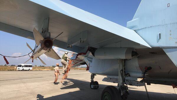 Российская авиабаза Хмеймим в Латакии. Сирия
