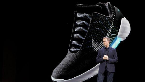 Генеральный директор Nike Марк Паркер. Архивное фото