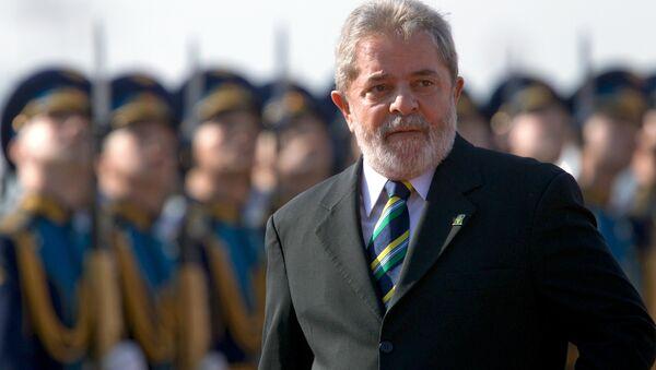 Бывший президент Бразилии Лула да Силва. Архивное фото