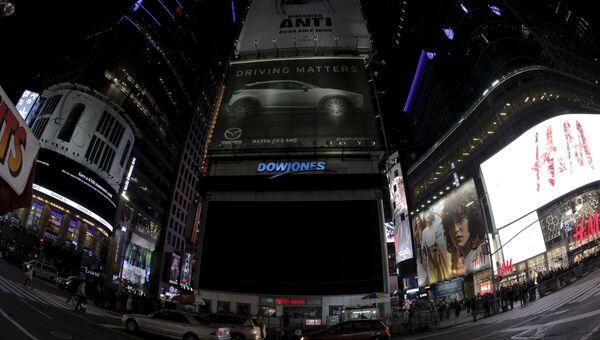 Час Земли в Нью-Йорке