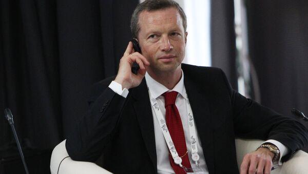 Ректор Дальневосточного федерального университета Сергей Иванец. Архивное фото