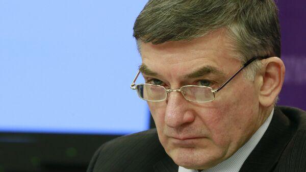 Ректор Национального исследовательского ядерного университета МИФИ Михаил Стриханов