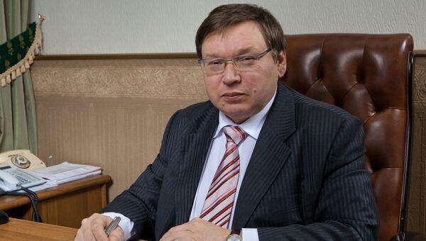 Губернатор Ивановской области Павел Коньков