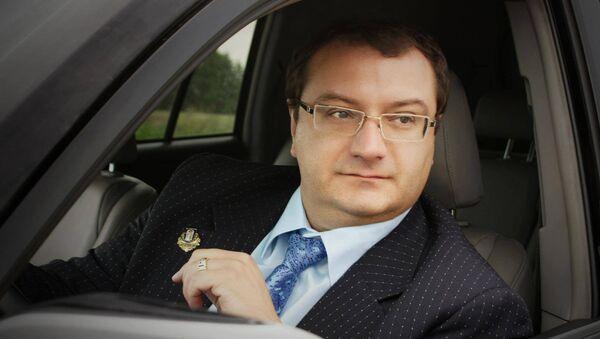 Адвокат Юрий Грабовский . Архивное фото