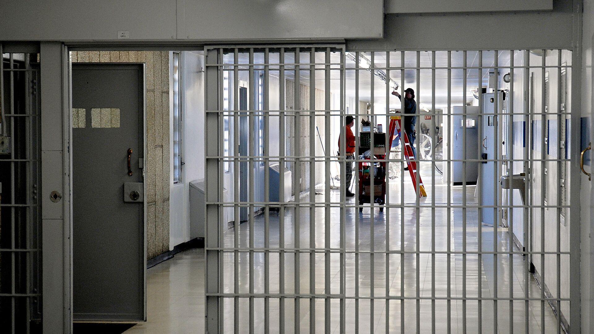 Тюрьма в США. Архивное фото - РИА Новости, 1920, 20.07.2021