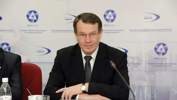 Директор РФЯЦ-ВНИИЭФ Валентин Костюков