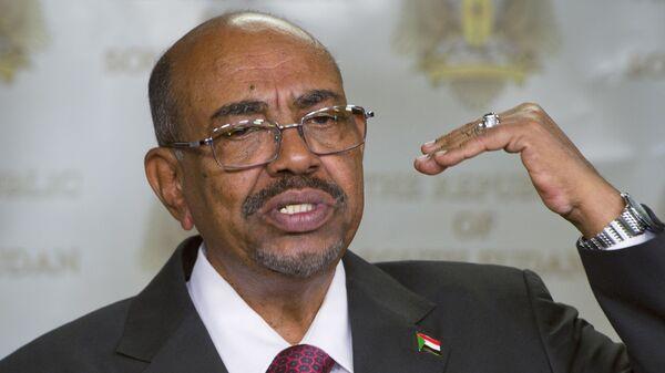 Экс-президент Судана Омар аль-Башир