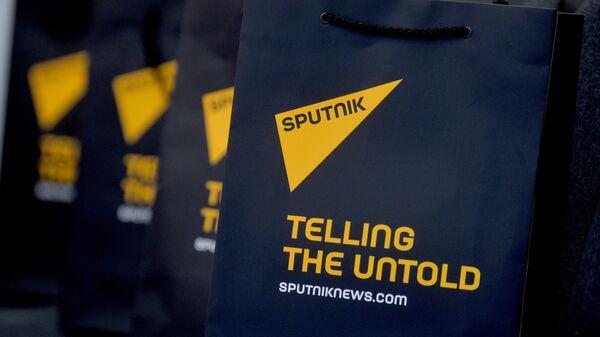 Международное информационное агентство и радио Sputnik открыло мультимедийный пресс-центр в Минске