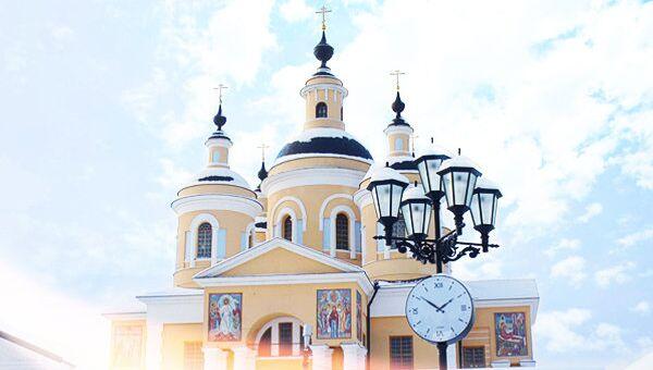 Холдинг Швабе реализовал проект по световому оформлению Свято-Успенского Вышенского женского монастыря