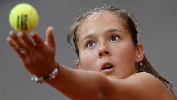 Дарья Касаткина, архивное фото