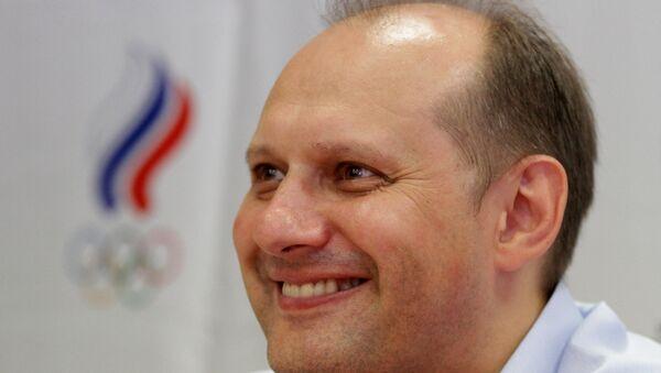 Председатель Совета Национальной федерации бадминтона России (НФБР) Андрей Антропов. Архивное фото