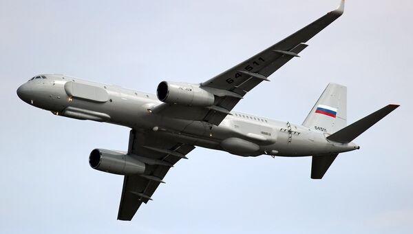 Самолет Ту-214Р