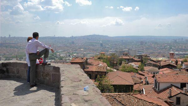 Города мира. Анкара. Архивное фото