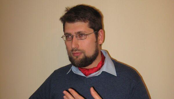Василий Колташов, руководитель Центра экономических исследований Института глобализации и социальных движений
