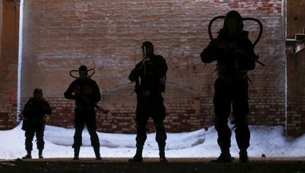 Игра S.T.A.L.K.E.R В тени Чернобыля
