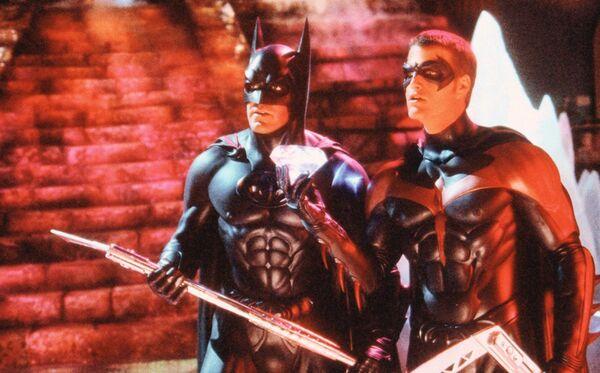 Кадр из фильма Бэтвен и Робин