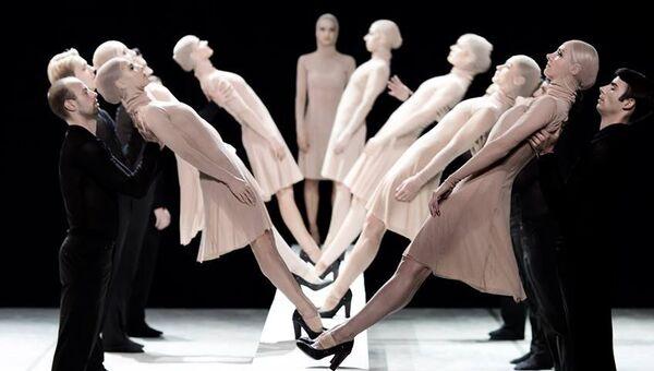 Звезды мирового балета станцуют под музыку RADIOHEAD