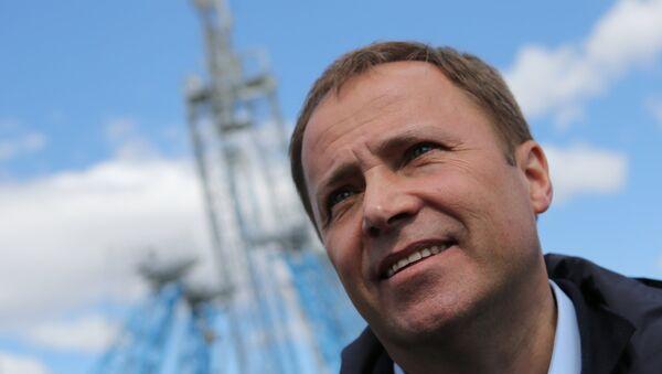 Генеральный директор государственной корпорации по космической деятельности Роскосмос Игорь Комаров. Архивное фото