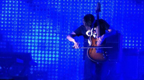 Концерт группы Radiohead. Архивное фото