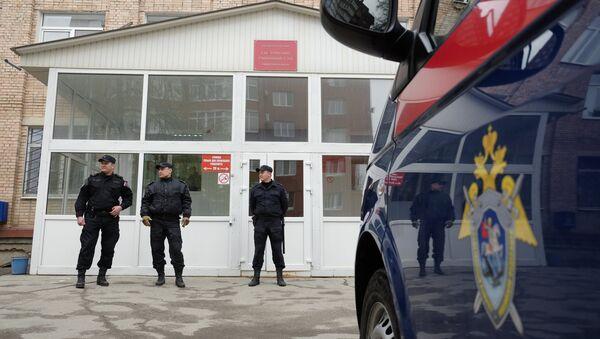Заседание суда по делу об убийстве Андрея Гошта и его семьи. Архивное фото