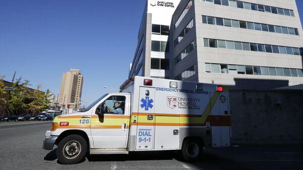 Карета скорой помощи в США
