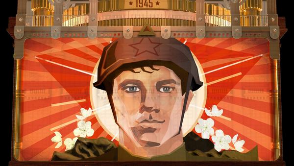 Световое шоу о Великой Отечественной войне пройдет в центре Москвы